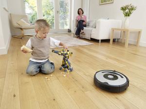 Чудо техники определило лучший робот-пылесос |