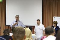 ИНТЕРПРОЕКТ приглашает принять участие в открытом семинаре на тему - Современные программы по уходу за твердыми напольными покрытиями в торговых и административных зданиях |