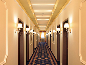 Поставщикам гостиниц предложат аккредитацию на конференции Санитарная безопасность |