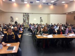 7 декабря в отеле Молодежный состоялась конференция по клинингу KIEHL |