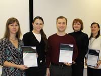 Vileda Professional наградила победителей акции крупными денежными призами |