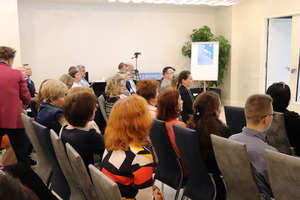 В Санкт-Петербурге прошел форум Чистодром - Белые ночи (фотоотчет)  