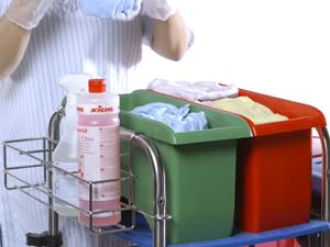 Компания Профф Лайн подготовила видео по уборке медицинских учереждений |