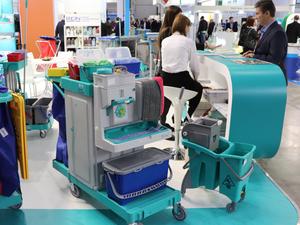 CleanExpo Moscow посетили 4563 специалиста из 73 регионов |