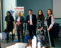 25 февраля в Пятигорске прошла конференция по клинингу |