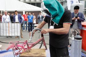 В Амстердаме проходит выставка ISSA Interclean 2016 (фотоотчет) |