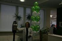 В офисе компании Ронова прошла акция - Здоровые рабочие места |