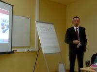 30 марта Виконт провел практическую конференцию для региональных клиентов |