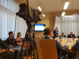 4 апреля в комитете по труду Государственной Думы прошел круглый стол |