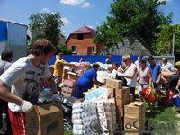 Клинерам не чуждо сострадание - посылка дошла до Крымска |