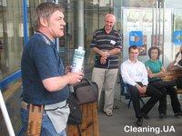 III Международная Клининговая Конференция прошла 17-18 июня в Харькове |