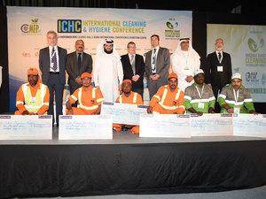 В Дубае прошла выставка Middle East Cleaning Technology Week |
