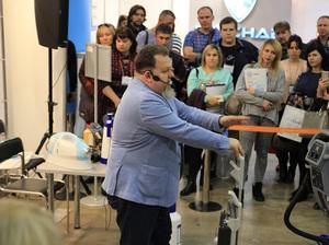 23 ноября Тарас Дударь проведет в Москве семинар по чистке мягкой мебели |