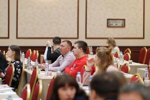 В Москве прошла конференция компании Профф Лайн (фотоотчет, видео) |