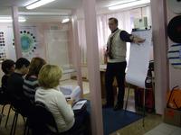 25-29 января состоялся цикл обучающих семинаров-тренингов для клининговых компаний в Школе Российского Клининга |