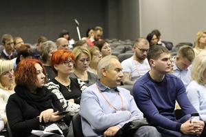 В рамках выставки CleanExpo 2018 прошла конференция - Промышленный клининг |