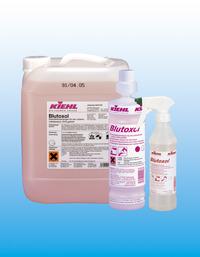 Компания Профф Лайн представила дезинфицирующее средство Blutoxol от Johannes Kiehl |