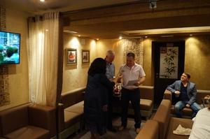 АРУК вручил грамоты в Сочи за вклад в развитие уборки в регионе |