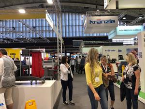 Международный прорыв выставки CleanExpo Moscow |