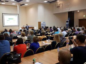 В Москве прошла конференция - Профессиональная химия Kiehl (фотоотчет) |