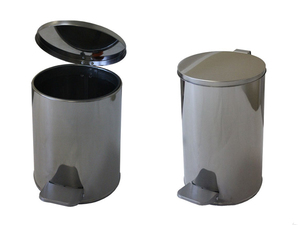 Титан Мета в Подмосковье открыло первое в России производство металлических урн с педалью |