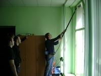 Альфаком Коммерс и МоемГород провели семинар по очистке фасадов |