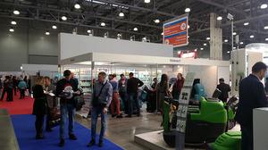 В Москве прошла главная выставка отрасли - CleanExpo (фотоотчет) |