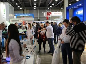 20 ноября в Крокус Экспо откроется выставка CleanExpo Moscow |