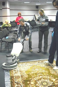 Clean Studio и Помощница провели семинар в Перми |