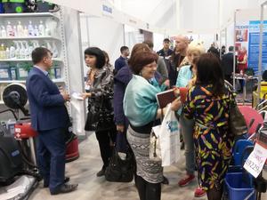 CleanExpo Moscow 2017: От демонстрации российских поломоечных машин до семинаров о качестве клининга |