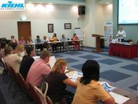 В Казани прошел семинар - Профессиональная химия Kiehl |