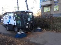 Новосибирск закупит 24 единицы дорожной уборочной техники  