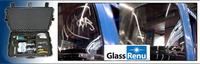 В России представлена система восстановления стекла от кислотных загрязнений, граффити и царапин |