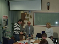 В Санкт-Петербурге состоялся семинар по продаже клининговых услуг |
