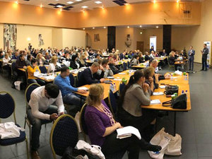В декабре в Москве прошла большая конференция компании KIEHL (видео) |
