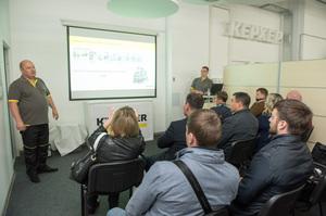 Компания Керхер провела первый Country Meeting Professional (фотоотчет) |