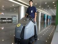 Компания Импел Гриффин подписала договор на клининговое обслуживание международного аэропорта Борисполь |