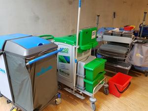 Учебный центр Kiehl в Германии (фотоотчет, видео) |