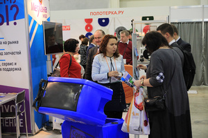 CleanExpo Moscow 2017 - итоги первого дня (фотоотчет)  