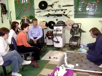 Альфаком Коммерс провел семинар по уходу за напольными покрытиями |