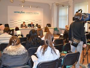 АРУК СПб проведет пресс-конференцию в Интерфакс-Северо-Запад  