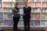Клининговая компания из Нижнего Новгорода прошла сертификацию СККР |