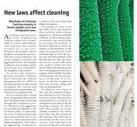 Олег Попов дал комментарий для European Cleaning Journal |