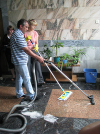 Профф Лайн и Чистые технологии провели в Нижнем Новгороде семинар по Kiehl |