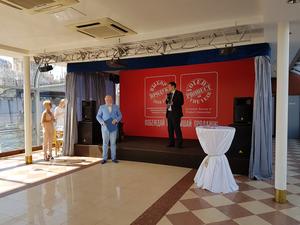 Tork получил премию - Инновационный продукт года (фотоотчет)  