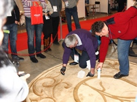 16 и 23 апреля в Москве и Санкт-Петербурге пройдут практические занятия по чистке текстильных покрытий |