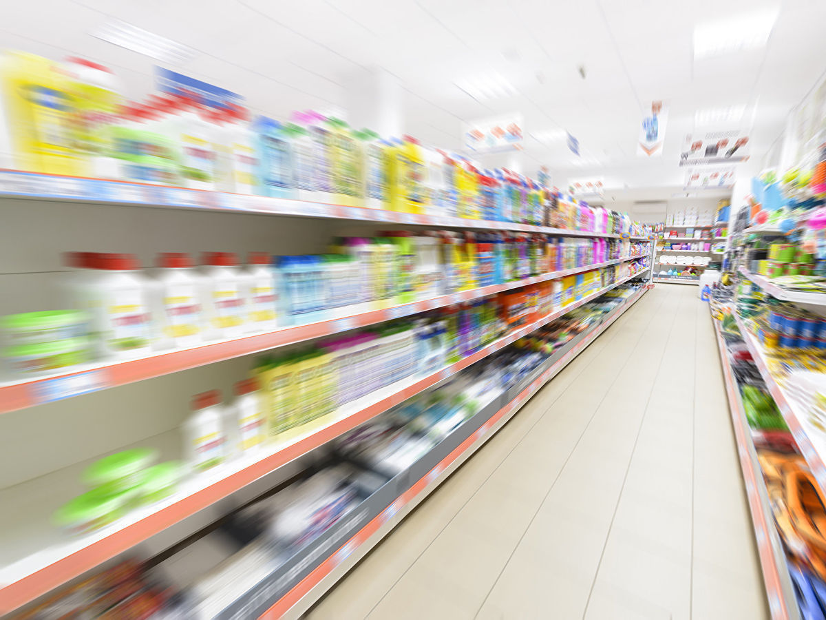 В России снизились продажи бытовой химии |