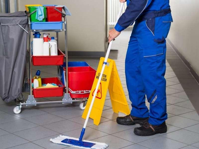 Сегодня в России празднуют день профессиональной уборки |