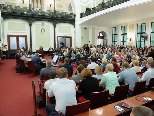 ТПП РФ: для решения проблем клининга необходима консолидация всех участников рынка |