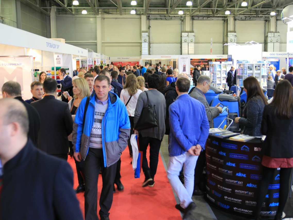 CleanExpo Moscow | PULIRE – успех non stop |
